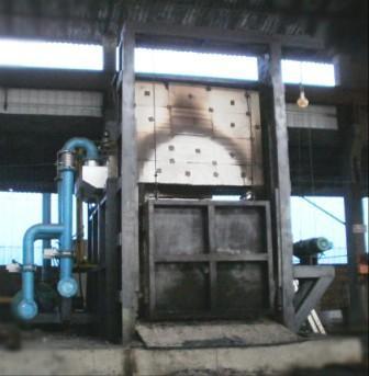 10吨燃气加热炉